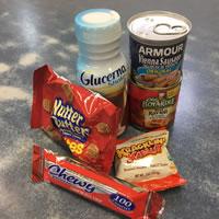 HFS Emergency Snacks