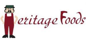 Grocery Rescue Partner - Heritage Foods Logo
