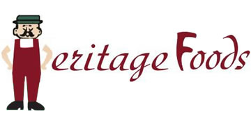 Grocery Rescue Partner - Heritage Foods Logo