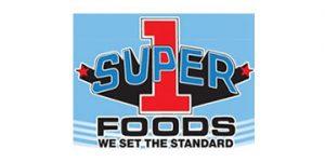 Grocery Rescue Partner - Super 1 Foods Logo