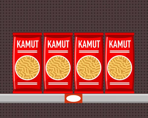 Donate Kamut