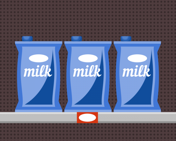 Donate Shelf Stable Milk