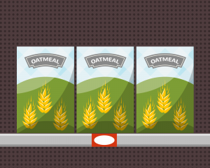 Donate Instant Oatmeal Packets