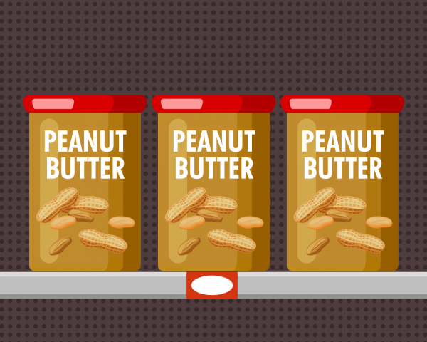 Donate Peanut Butter Packets