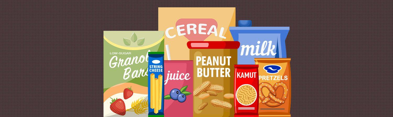 Virtual Food Drive Slide Image