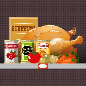 Holiday Virtual Food Drive Group