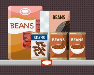 General Food Drive - Beans