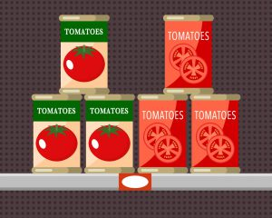 General Food Drive - Canned Tomatoes