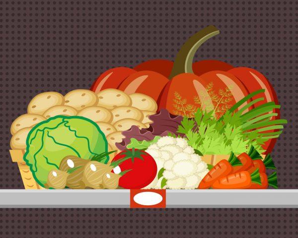 General Food Drive - Fresh Produce