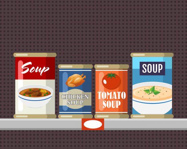 General Food Drive - Soup