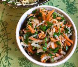 Carrol Jicama Salad