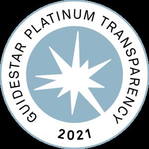 Guidestar Platinum Transparency Seal 2021